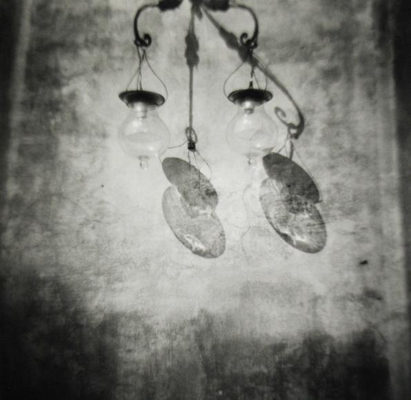 Eric Lindbloom - Lamps, Florence, 1979 - Howard Greenberg Gallery