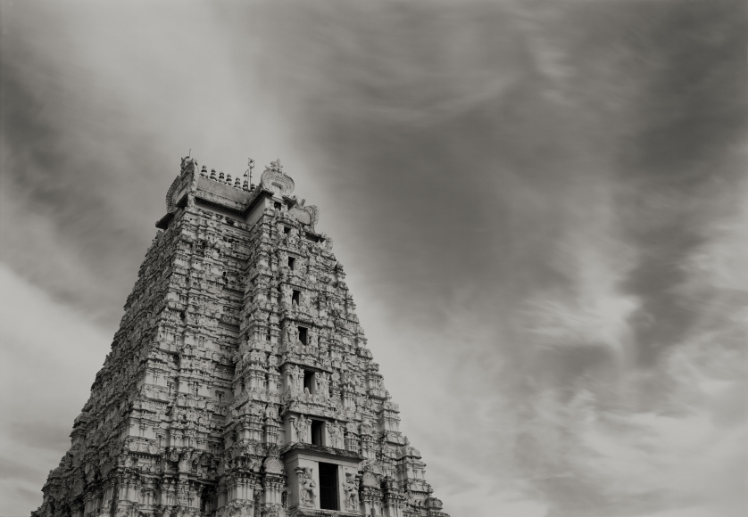 Kenro Izu - Chidambaram #604, Tamilnadu, India, 2012 - Howard Greenberg Gallery
