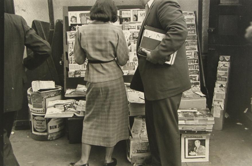 Homer Page - New York, June 1, 1949 - Howard Greenberg Gallery
