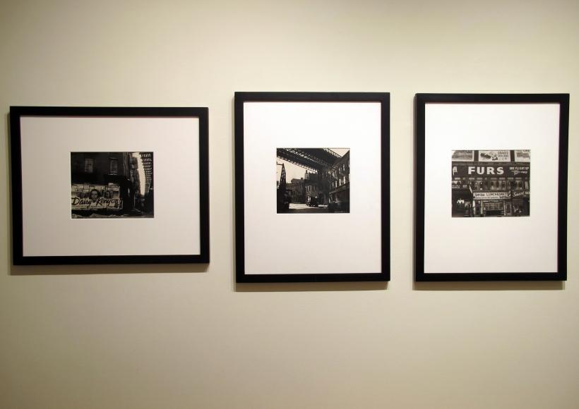 Rebecca Lepkoff - Howard Greenberg Gallery - 2017
