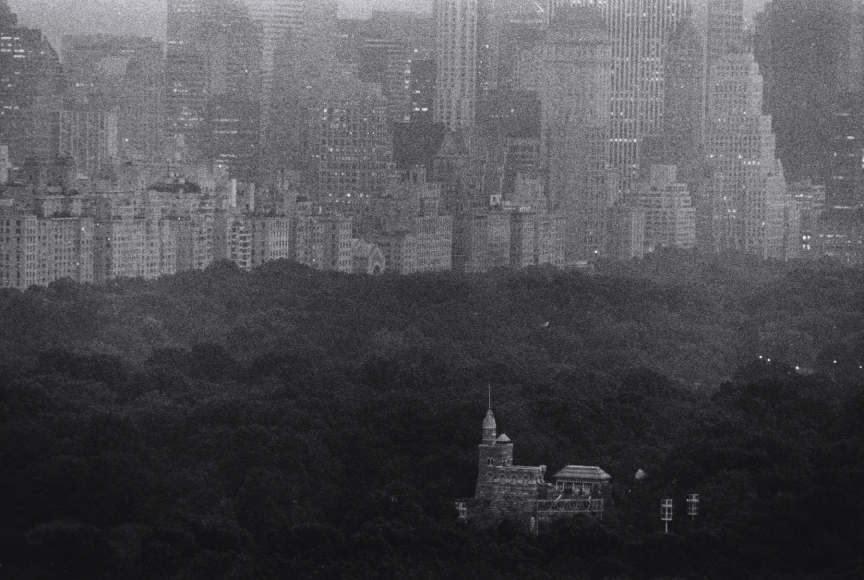 Bruce Davidson - Central Park, 1992 - Howard Greenberg Gallery
