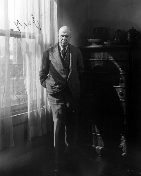 George Platt Lynes - Edward Hopper, 1950 - Howard Greenberg Gallery