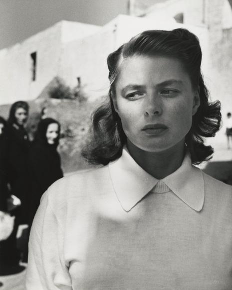 Gordon Parks - Ingrid Bergman at Stromboli, 1949 - Howard Greenberg Gallery