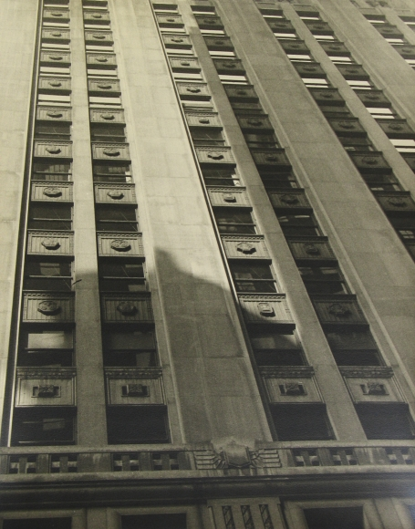 John Vanderpant - Untitled (windows), 1935 - Howard Greenberg Gallery