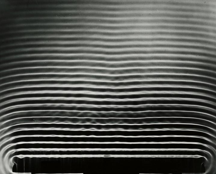 Berenice Abbott - Wave Pattern - Howard Greenberg Gallery