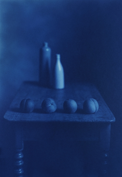 Kenro Izu - Blue #1129B, 2004 - Howard Greenberg Gallery