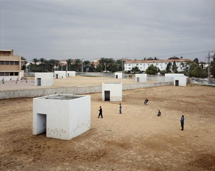 Frédéric Brenner - An Archeology of Fear and Desire - Sderot, 2011 - Howard Greenberg Gallery