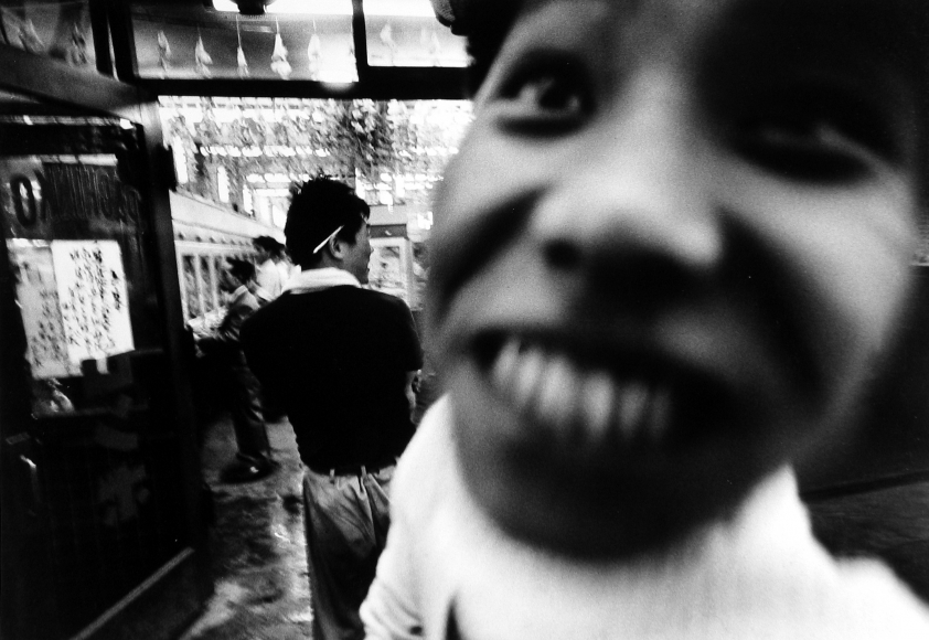 William Klein - Tokyo 1961 - Howard Greenberg Gallery - 2015