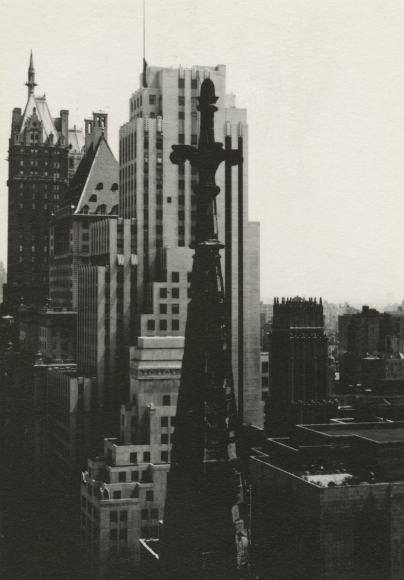 Dorothy Norman - Church Steeple, New York, 1930s - Howard Greenberg Gallery