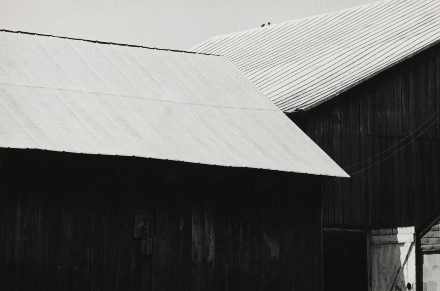 James Karales - Barns, 1953 - Howard Greenberg Gallery