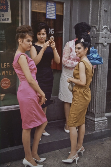 Joel Meyerowitz - New York City, 1963 - Howard Greenberg Gallery