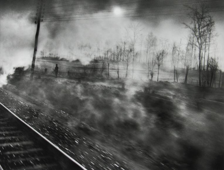 Rene Groebil: Rail Magic 2008 Howard Greenberg Gallery