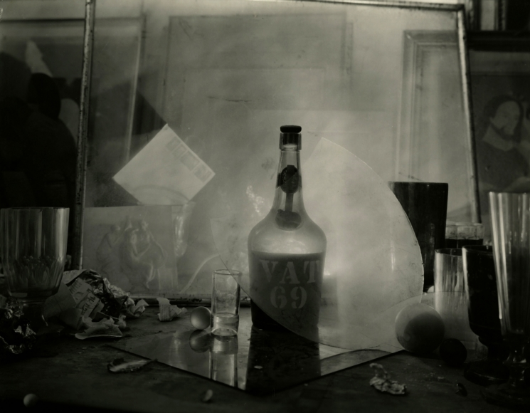 Josef Sudek - Glass Labyrinths, c.1970 - Howard Greenberg Gallery