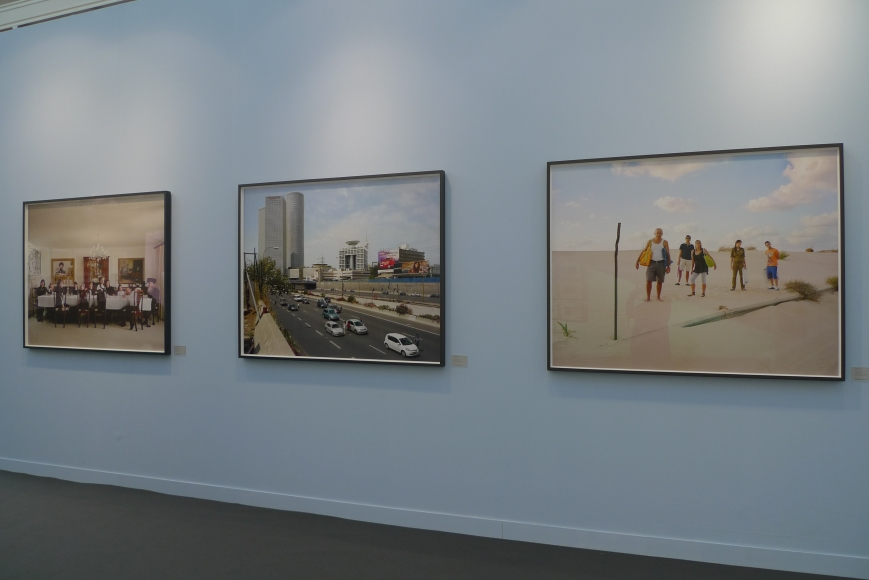 Paris Photo - Howard Greenberg Gallery - 2015