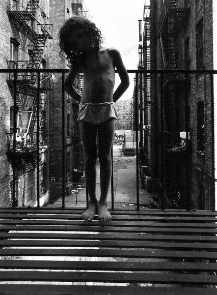 Bruce Davidson Inside/Outside Howard Greenberg Gallery 2003