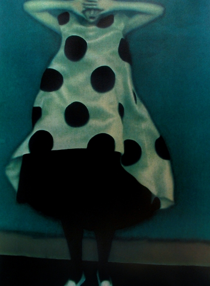 Sarah Moon - La Robe a Pois, 1996 - Howard Greenberg Gallery
