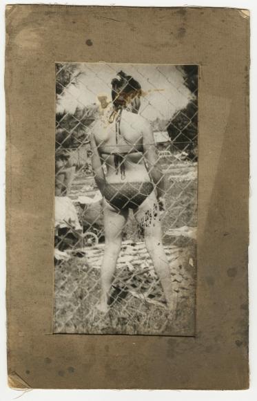 Miroslav Tichý - Untitled, c.1950s-1980s - Howard Greenberg Gallery