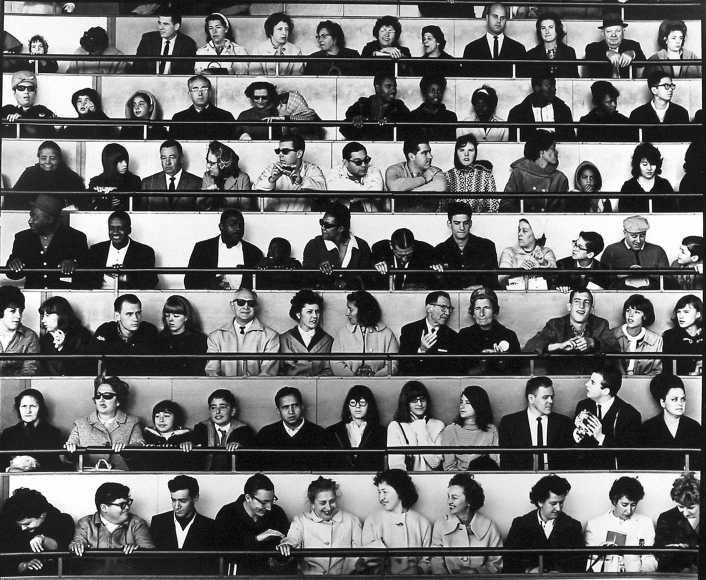 Bob Adelman - People's Wall, World's Fair, New York - Howard Greenberg Gallery