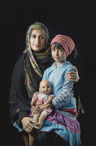 The Middle East Revealed: A Female Perspective 2014 Howard Greenberg Gallery