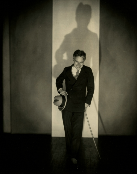 Edward Steichen - Charlie Chaplin, 1925 - Howard Greenberg Gallery