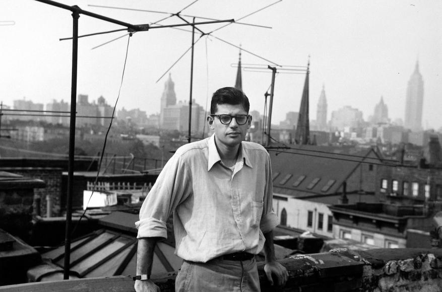 Allen Ginsberg 2015 Howard Greenberg Gallery