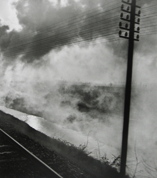 Réne Groebli - From Rail Magic, 1949 - Howard Greenberg Gallery