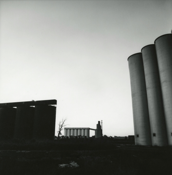 Frank Gohlke - Grain Elevators - Minneapolis - Series I, #30, 1973 - Howard Greenberg Gallery