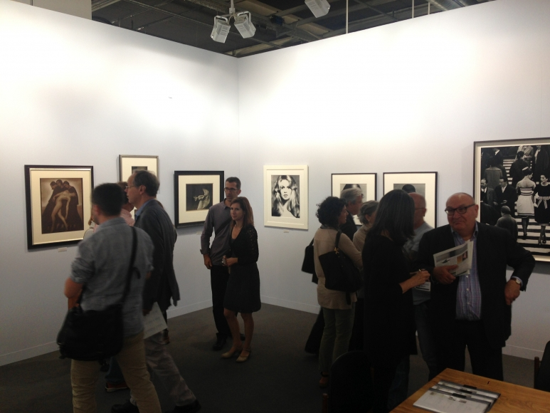 Art Basel - Howard Greenberg Gallery - 2014
