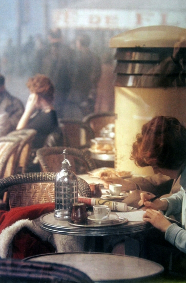 Saul Leiter - Paris, 1959 - Howard Greenberg Gallery