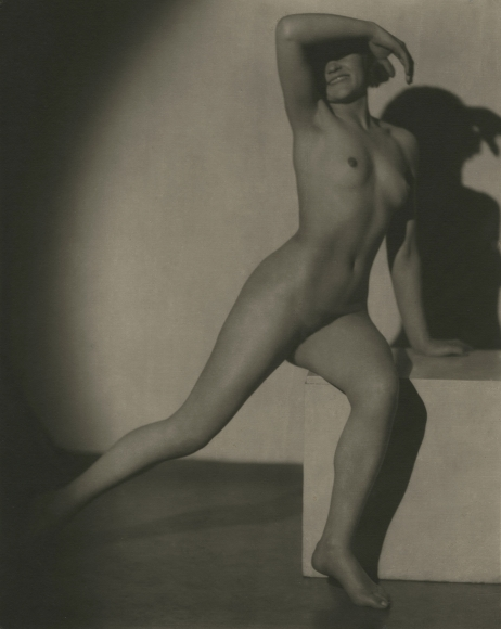 František Drtikol - Nude, 1929 - Howard Greenberg Gallery
