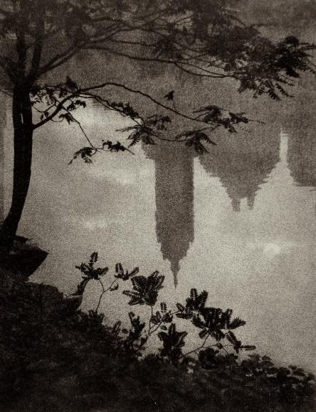 Adolf Fassbender - City Symphony, c.1935 - Howard Greenberg Gallery
