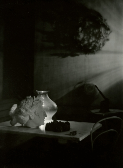 Josef Sudek - Memories: Lovers III, A Variation, c.1964 - Howard Greenberg Gallery