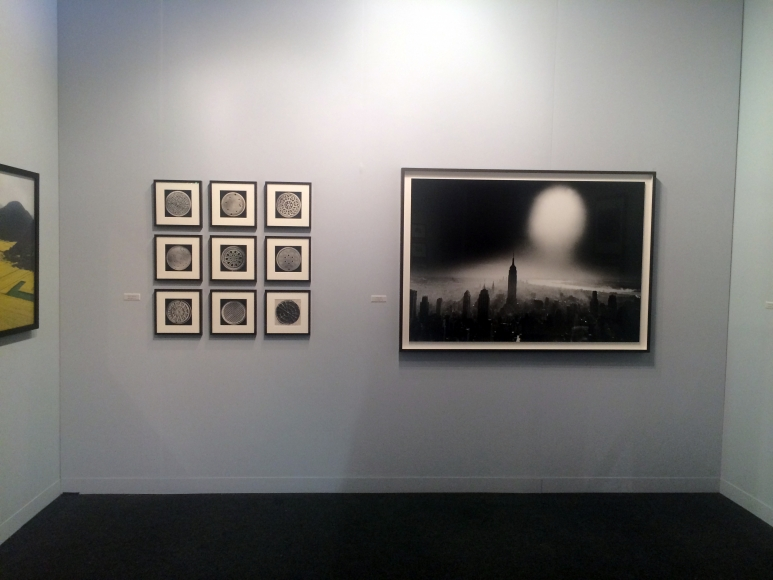 The Armory Show - Howard Greenberg Gallery - 2015