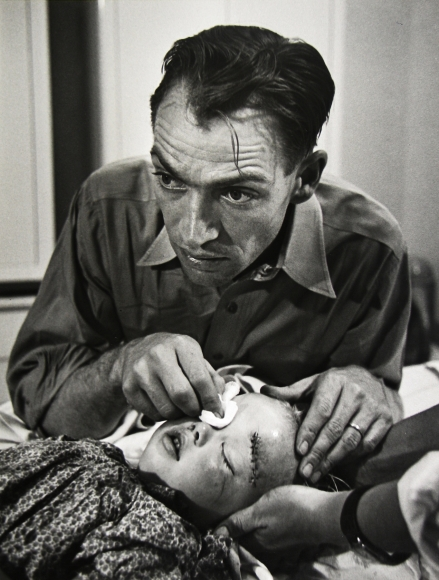 W. Eugene Smith - Country Doctor, 1948 - Howard Greenberg Gallery