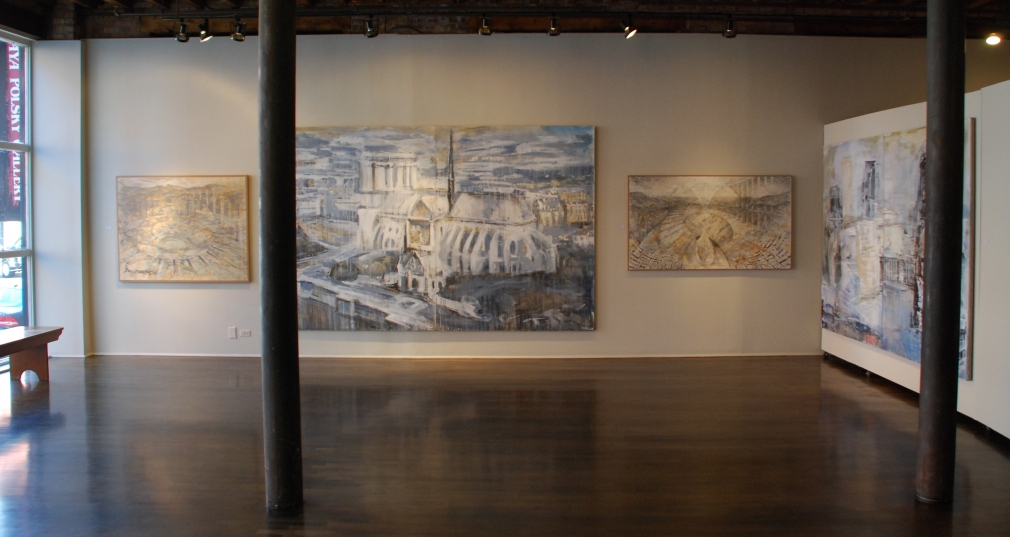 Koshlyakov/Quilici Exhibition View 3
