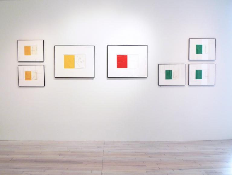 Richard Caldicott, Recent Work 2010-2013, Sous Les Etoiles Gallery
