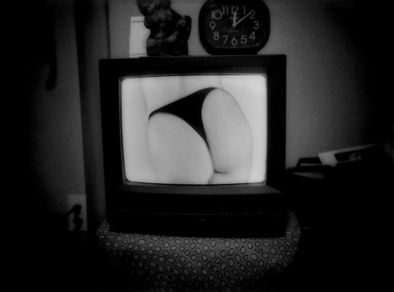 James Whitlow Delano, Mangaland, Late night TV program, Tokyo, Japan, 1995, Sous Les Etoiles Gallery