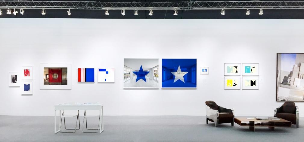 Art Miami New York 2015, Sous Les Etoiles Gallery