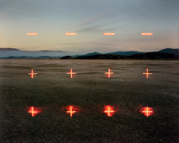 Barry Underwood, Scenes, Wendover II (for John), 2011, Sous Les Etoiles Gallery