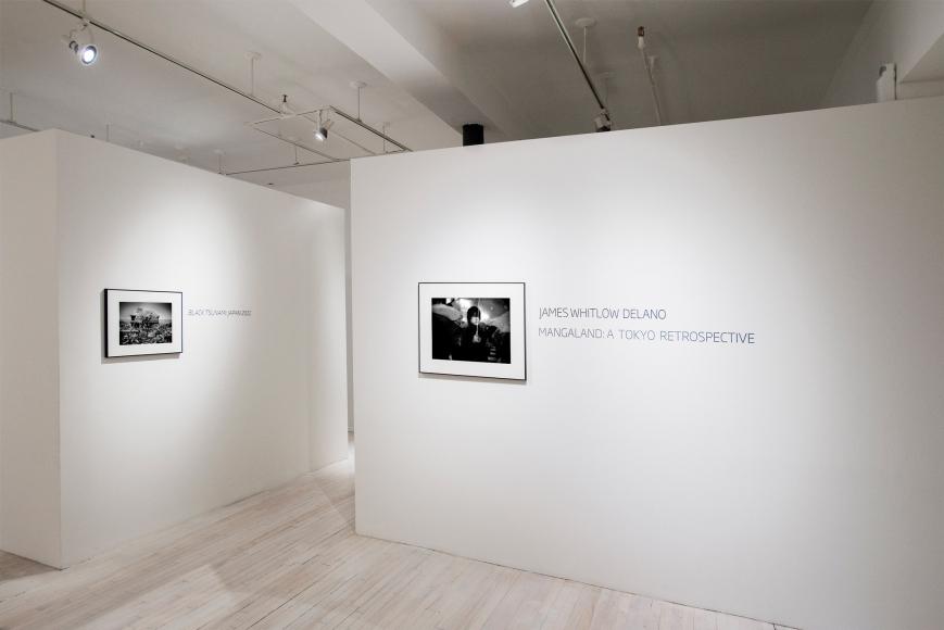 James Whitow Delano, Mangaland: A Tokyo Retrospective 2013, Sous Les Etoiles Gallery