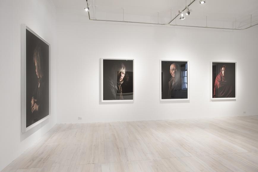 David Zimmerman, One Voice, Sous Les Etoiles Gallery