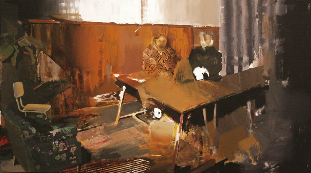 adrian ghenie - artists