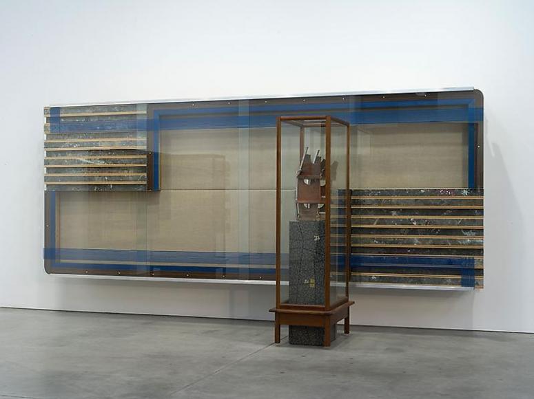 Reinhard Mucha Freiheit für Berlin, 2008 / Minden, 2013