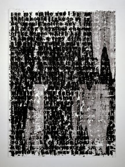 Glenn Ligon, Mirror #4, 2006
