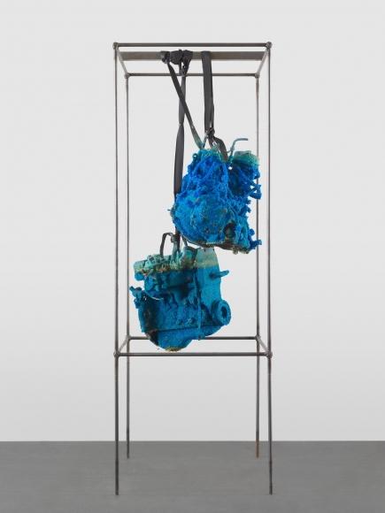 Roger Hiorns Untitled, 2013