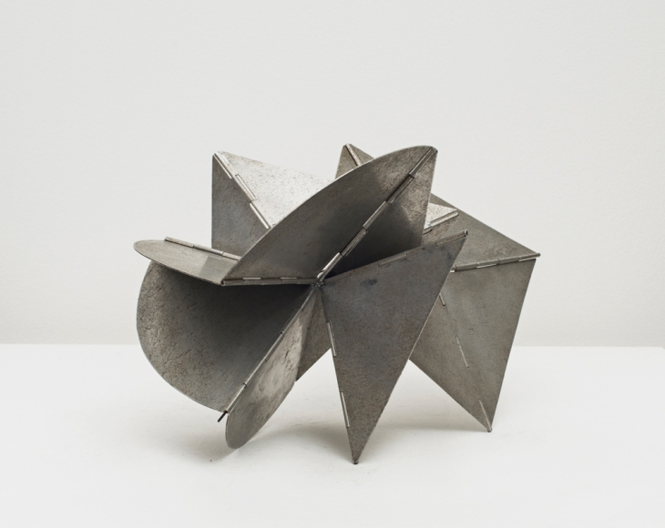 Lygia Clark Bicho (maquette), 1960