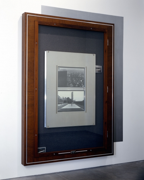 "Reinhard Mucha, Untitled (""Pearl Paint"" New York West Side Highway 1977), 1998"