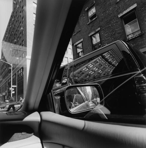 Lee Friedlander New York City, 2002 / Printed 2013
