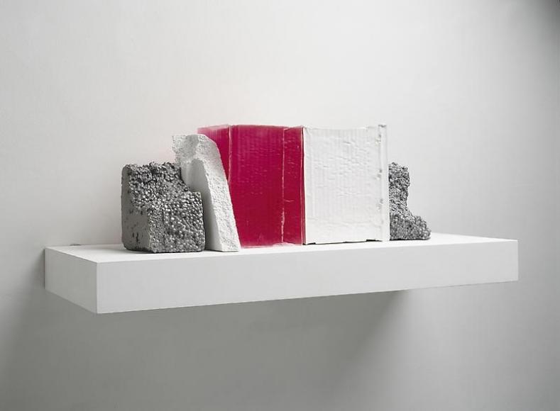 Rachel Whiteread Pink I, 2007-2008