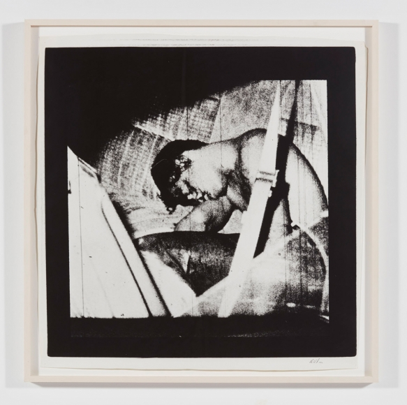 Brian Weil, Untitled (from the series Miami Crime), 1982